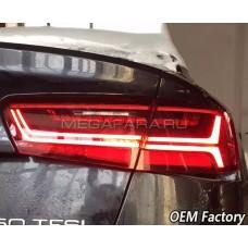 Задние фонари Ауди А6 2011-2018 V1 Type