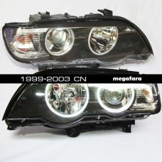 Передние фары BMW X5 1999-2003 CN