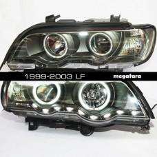Передние фары BMW X5 1999-2003 LF