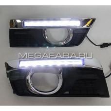 Дневные ходовые огни Кадиллак SRX 2012-2014 V3 type