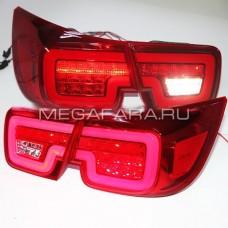 Задние фонари Шевроле Малибу V2 type