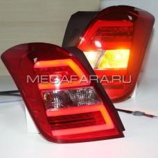 Задние фонари Шевроле Трекер V1 type
