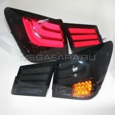 Задние фонари Шевроле Круз 2008-2014 V5 type [Комплект Л+П; светодиодные; светодиодный поворотник]