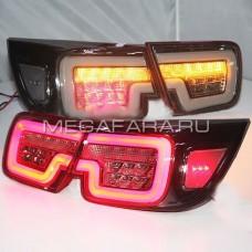 Задние фонари Шевроле Малибу V3 type