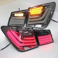 Задние фонари Шевроле Круз V8 type