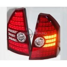 Задние фонари Крайслер С300 2008-2011 V1 type
