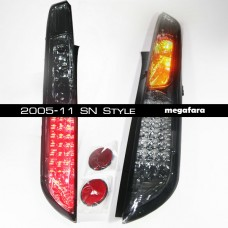 Задние фонари Форд Фокус 2 2005-11 SN Style