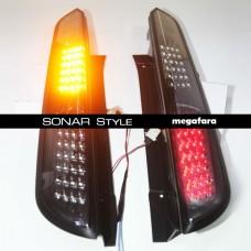 Задние фонари Форд Фокус 2 SONAR Style V2 type