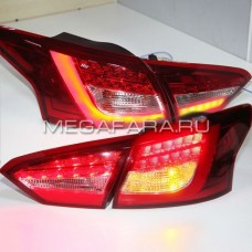 Задние фонари Форд Фокус 3 Седан V1 type