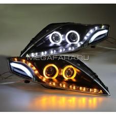 Передние фары Форд Мондео 2007-2012 V2 type