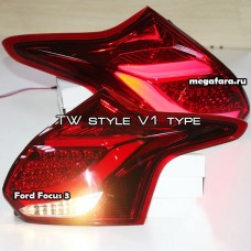 Задние фонари Форд Фокус 3 Хэтчбэк V4 type