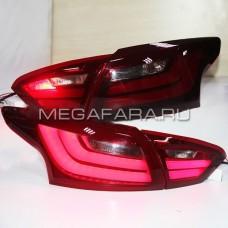 Задние фонари Форд Фокус 3 Седан V2 type