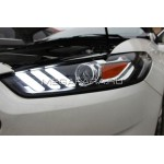 Передние фары Форд Мондео 5 2013-2015 V6 type