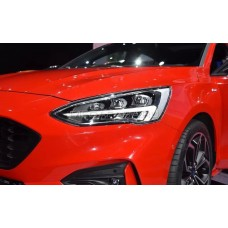 Передние фары Форд Фокус 4 2018-2021 V1 type