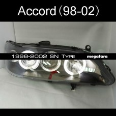 Передние фары Honda Accord 1998-2002 SN Type