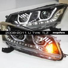 Передние фары Honda Accord 2008-2011 U Type TLZ