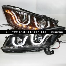Передние фары Honda Accord U Type 2008-2011 LD