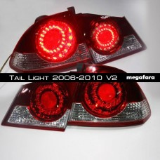 Задние фонари Honda Civic Tail Light 2006 - 2010 V2 Type