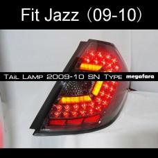 Задние фонари Honda Fit Jazz Tail Lamp hatchback 2009-10 SN Type