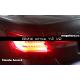 Задние светодиодные фонари Honda Accord 2008-2011 BMW style YZ V2 Red/Black