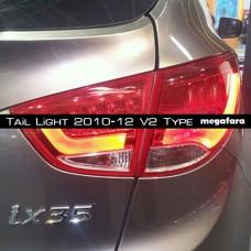 Задние фонари Hyundai Tucson ix 35 Tail Light 2010-2012 V2 Type