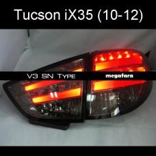 Задние фонари Hyundai Tucson ix 35 V3 SN Type