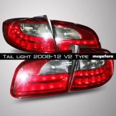 Задние фонари Хендай Санта Фе 2007-2012 V2 type