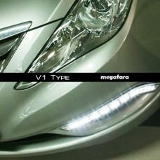 Дневные ходовые огни Hyundai Sonata V1 Type