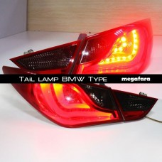 Задние фонари Hyundai Sonata Tail lamp BMW Type