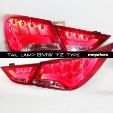 Задние фонари Hyundai Sonata Tail lamp BMW YZ Type