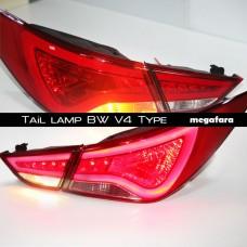 Задние фонари Hyundai Sonata Tail lamp BW V4 Type