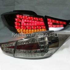 Задние фонари Хендай Элантра 2011-14 V6 type