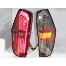 Задние фонари Хендай Гранд Старекс H1 2007-2014 V2 type [ТОНИРОВАННЫЕ; Комплект Л+П; светодиодные]