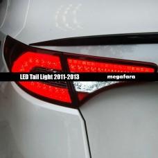 Задние светодиодные фонари KIA Optima 2011-2013