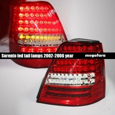 Задние фонари KIA Sorento Tail light 2002-2006