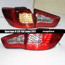 Задние фонари Киа Спортейдж 3 2011-2013 V3 type