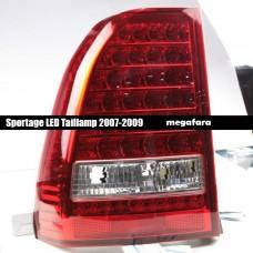 Задние светодиодные фонари KIA Sportage 2007-2009
