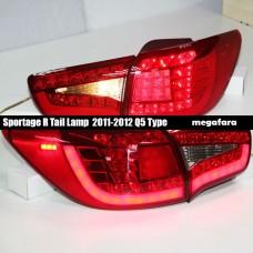Задние светодиодные фонари KIA Sportage Q5 Style