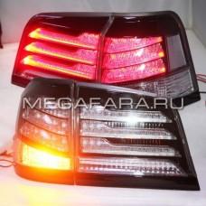 Задние фонари Лексус LX570 V2 type