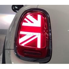 Задние фонари Мини Купер F55 F56 Union Jack 2013-2018 V1 type [Комплект Л+П; Светодиодные; динамичный поворотник]