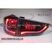 Задние фонари Мицубиси Паджеро Спорт 2010-2014 V4 type