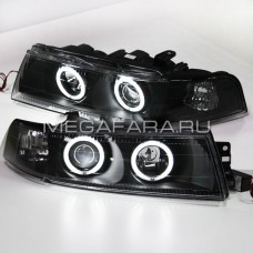 Передние фары Мицубиси Лансер 2005-2008 V1 type