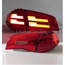 Задние фонари Рено Колеос WH style V2 type / Задняя оптика Рено Колеос