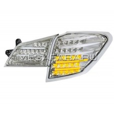 Задние фонари Subaru Outback B14 Chrome Housing Color V4
