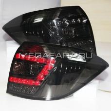 Задние фонари Toyota Highlander 2007 - 2010 V2 Type