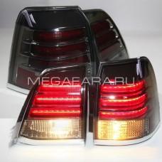 Задние фонари Тойота Ленд Крузер 200 V3 type