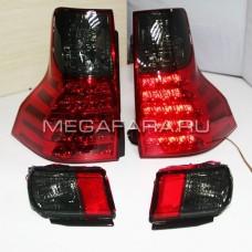 Задние фонари Тойота Ленд Крузер Прадо V2 type