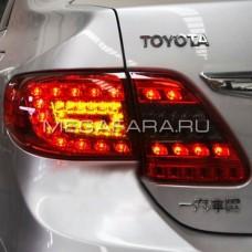 Задние фонари Тойота Королла 2011-2012 V5 type