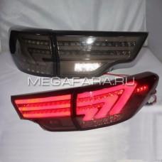 Задние фонари Тойота Хайлендер XU50 2014-2016 V10 Type