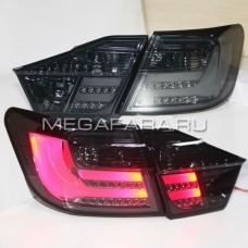 Задние фонари Тойота Камри V50 2011-2014 V6 type
